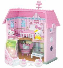 maison de princesse hello kitty cadeau noel anniversaire fille jouet hello kitty 3 ans, 4 ans, 5 ans, 6 ans, 7 ans et plus