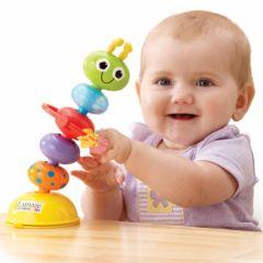 jouet d'eveil à ventouse cadeau naissance bébé anniversaire noel 6 mois 9 mois 12 mois