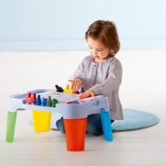 Jouets educatifs pour l 39 eveil de b b 6 mois 9 mois 12 - Table a dessin enfant ...