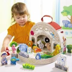 jouet enfant 18 mois 2 ans, animaux zoo valise cadeau original jeu avec animaux pour les petits.jpg