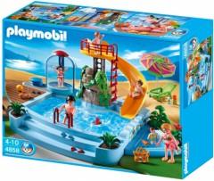 Cadeau fille 3 ans 8 ans des id es pour acheter un for Prix piscine playmobil