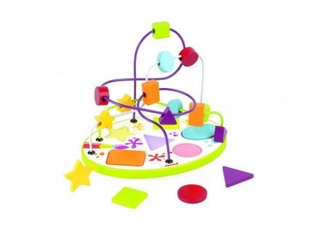 jeux et jouets en bois enfant 2 ans jeu educatif jeu de construction jeu d 39 eveil en bois pas. Black Bedroom Furniture Sets. Home Design Ideas