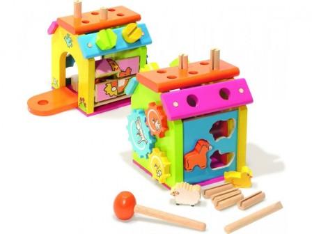 jouet en bois pour un enfant a partir de 2 ans au pays du dragon haba jeux jouets. Black Bedroom Furniture Sets. Home Design Ideas