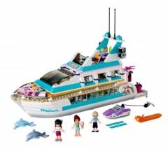 lego friends jeu construction fille bateau de croisiere dauphin cadeau fille 7 à 12 ans anniversaire noel.jpg