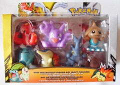 cadeau pokemon 6 Figurines Maxi Collection Skorgla, Kapoera, Octillery, Feurigel, Woingenau und Skaraborn (Gligar, Hitmontop, Octillery, Cyndaquil, Wobbuffet, Heracross) env. 5 cm - Bandai.jpg