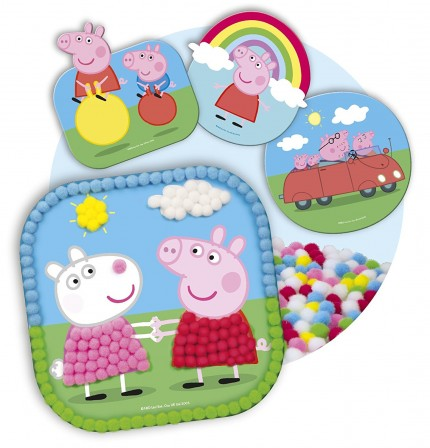 peppa pig jeux et jouets pour fille de 2 ans 3 ans 4 ans 5 ans 6 ans 7 ans 8 ans. Black Bedroom Furniture Sets. Home Design Ideas