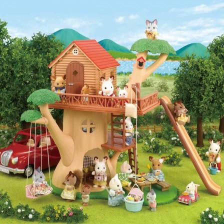 Jeux jouets - Cabane dans les arbres selection originale ...