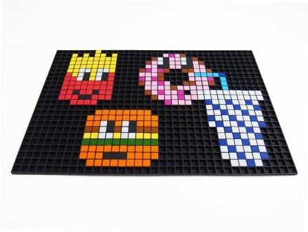 Pixels art et mosaïques : idée cadeau originale et pas chère pour ...