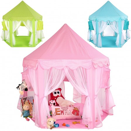 Jouet pour les filles la tente princesse pop up jeux jo - Jouet enfants pas cher ...