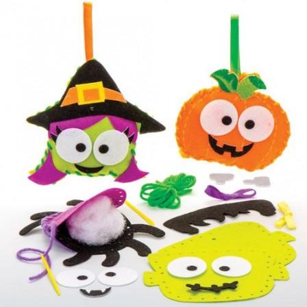 halloween bricolage facile pour enfant activit s manuelles halloween acheter du mat riel pas. Black Bedroom Furniture Sets. Home Design Ideas