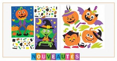 Halloween Bricolage Facile Pour Enfant Activités Manuelles