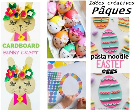 Bricolage Paques Maternelle Et Cp Des Idées De Bricolage Et