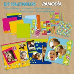 scrapbooking enfant