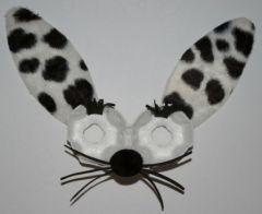 Fabriquer masque pour le carnaval id es bricolage pour - Idees loisirs creatifs recup ...