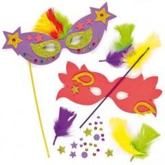 masques de carnaval à décorer pour enfant vendu par 2 avec accessoires à coller pour décorer activités manuelles carnaval maternelle enfant 4 ans, 5 ans, 6 ans, 7 ans, 8 ans et plus.jpg