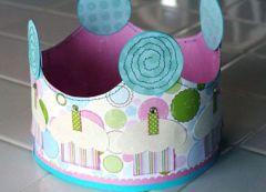 couronne des rois pour enfants imprimer d couper et d corer gabarit et patron de. Black Bedroom Furniture Sets. Home Design Ideas