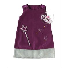 patron couture robe fille 6 ans