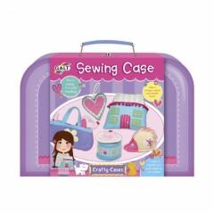 malette de couture feutrine pour enfant à partir de 6 ans coudre une trousse, un gâteau cupcake, un coussin, un coeur et un hérisson.jpg