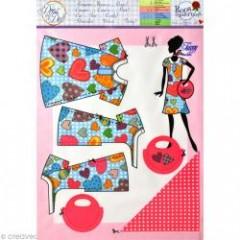 Super Kits pour enfant : apprendre à coudre, initiation à la couture  NA31
