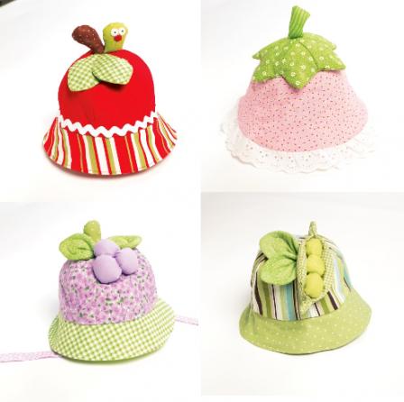 92f7918823831 patron couture chapeau bebe enfant originaux coudre un chapeau de soleil pour enfant en tissu modele chapeaux enfant.png