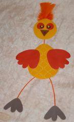 Bricolage de p ques avec les petits atelier cr atif de p ques pour jeunes enfants collage et - Loisirs creatifs paques ...