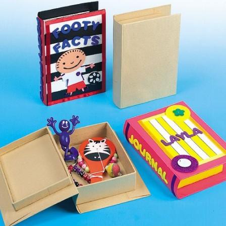 Bricolage f te des m res ou grand m res mat riel et id es cadeaux pas cher fabriquer pour - Decorer une boite en carton ...