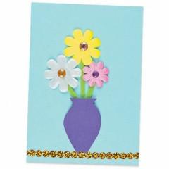 Bricoler avec les enfants pour la f te des m res for Decoration fenetre printemps maternelle
