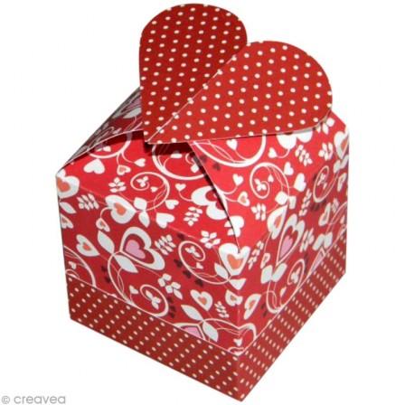 Super bricolage fête des mères : fabriquer une boîte coeur pour gâter  MZ96