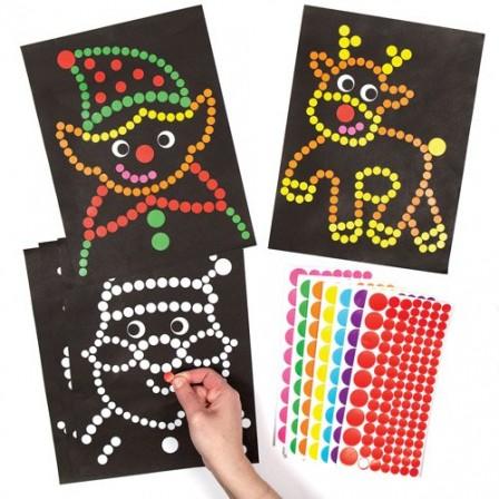 Coloriages Gommettes Enfant Pour Assistante Maternelle Un Max D
