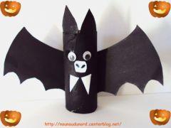 Bricolage pour halloween avec mat riel de r cup ration - Comment fabriquer des decorations d halloween ...