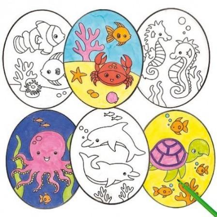 Activit s manuelles et bricolage pour enfant en p riscolaire en groupe la garderie chez une - Loisirs creatifs pour enfants ...