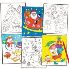 bricolage decoration vitre et miroir noel colorier et appliquer sur vitre bricolage noel facile enfant 6 ans, 7 ans, 8 ans, 9 ans, 10 ans,.jpg