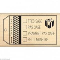 idee etiquettes pour paquet cadeaux tampon pour enfant pas sage faire etiquette paquet cadeau.jpg