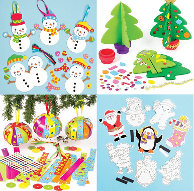 Mot cl collage univers cr atif - Decoration de noel pour enfant ...