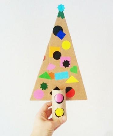 Idées Bricolage Facile De Noël Pour Assistantes Maternelles Ou