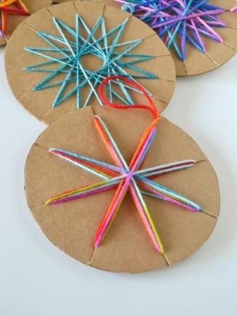Bricolage Avec Recup idées bricolage facile de noël pour assistantes maternelles ou