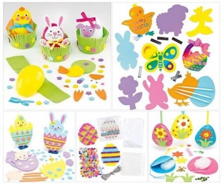 Id es de bricolage facile pour assistantes maternelles animateur de centre de loisirs et - Loisirs creatifs pour enfants ...