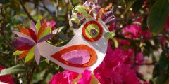 Bricolage Avec Objets De Récupération : activit s maternelle printemps id es bricolage de printemps avec les enfants bricolage oiseau ~ Nature-et-papiers.com Idées de Décoration