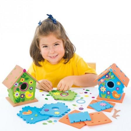 Activit s maternelle printemps id es bricolage de printemps avec les enfants bricolage oiseau - Bricolage enfant 4 ans ...