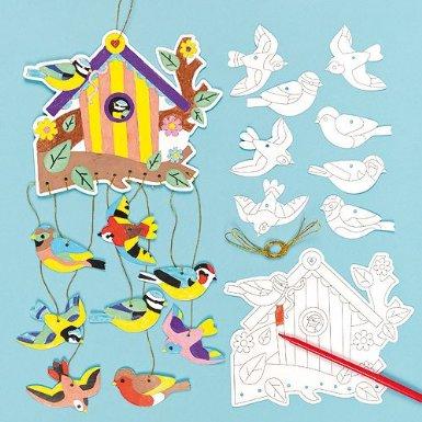 id e bricolage avec les petits pour f ter l 39 arriv e du printemps activit manuelle facile pour. Black Bedroom Furniture Sets. Home Design Ideas