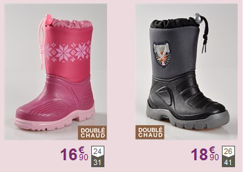bottes de neige bottes de ski bottes de pluie enfant pas. Black Bedroom Furniture Sets. Home Design Ideas