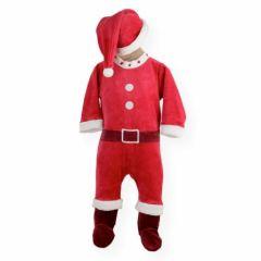 e0df8f7c2e95b pyjama noel fille avec bonnet pas cher pour reveillon mode enfant noel pas  cher tenue de