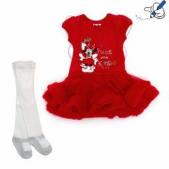 Petite robe de noel pour bebe