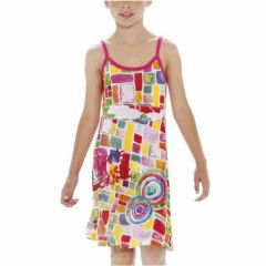 desigual robe et jupe fille 2 ans 3 ans 4 ans 5 ans. Black Bedroom Furniture Sets. Home Design Ideas