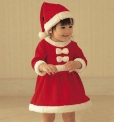 Jolie robe rouge pour noel