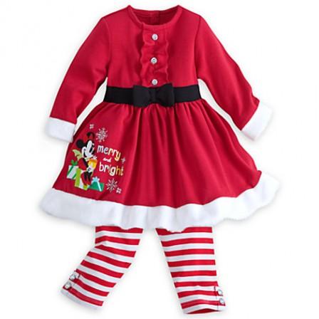 235934727b011 robe de mere noel pour fille