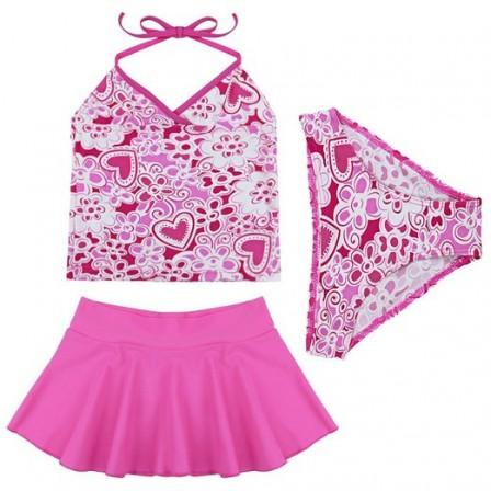 lot de 2 maillot de bain une pi ce pour les filles le top pour la plage pour les filles du 2. Black Bedroom Furniture Sets. Home Design Ideas