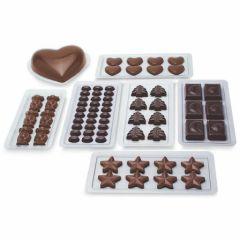 appareil pour fondue au chocolat pr parer une fondue au chocolat et des chocolats maisons avec. Black Bedroom Furniture Sets. Home Design Ideas