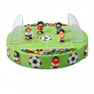 football anniversaire enfant et adultes sur le th me du. Black Bedroom Furniture Sets. Home Design Ideas