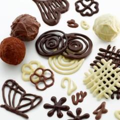 Moule d coration g teau 3d mat riel pour fabriquer deco de g teau p tisserie et dessert - Decoration charlotte au chocolat ...